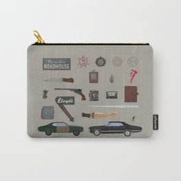 Supernatural (2015) Carry-All Pouch