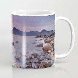 II - Spectacular sunset at the Elgol beach, Isle of Skye, Scotland Coffee Mug