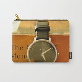 Time is on your side Carry-All Pouch