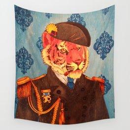 Lieutenant Du Roi Augustus Wall Tapestry