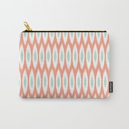 Ikat Summertime Print - Navajo Carry-All Pouch