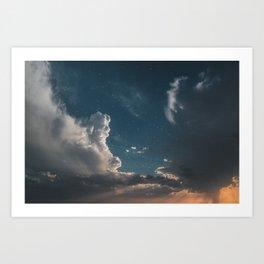 ojala salga el sol Art Print