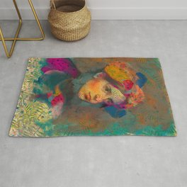 The Observer Rug