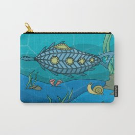 Nautilus under the sea Carry-All Pouch