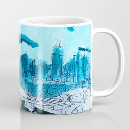 BRISBANE POSTCARD SERIES 016 Coffee Mug