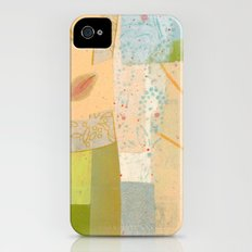 Small Calm Place Slim Case iPhone (4, 4s)