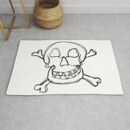 Skull n' Bones Rug