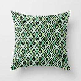 Op Art 157 Throw Pillow