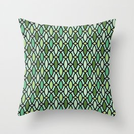 Op Art 157 Throw Pillow