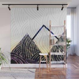 Mountains Wall Mural