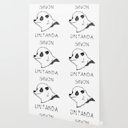 Sinon, un panda (1) Wallpaper