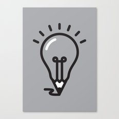 Great ideas Canvas Print