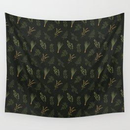 Fresh Herbs 2 Wall Tapestry