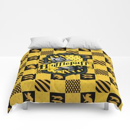 POTTER HUFFLEPUFF Comforters