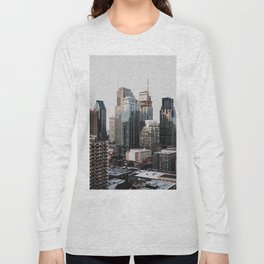 Montreal, Canada Long Sleeve T-shirt