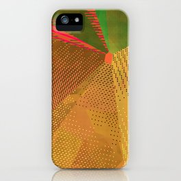Textures One Version Two iPhone Case