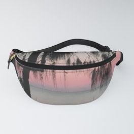 The Sunrise Weeping Tree Fanny Pack
