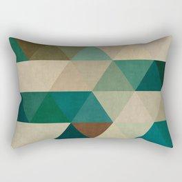 Geometry of triangles III Rectangular Pillow