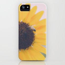 Colorado Sunflower iPhone Case