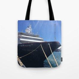 Luxury Liner Tote Bag