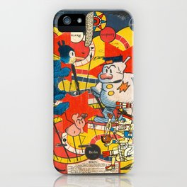 War as a Game iPhone Case