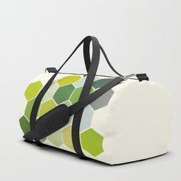 Shades of Green Duffle Bag