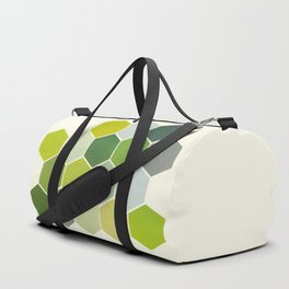 Shades of Green Duffle Bag