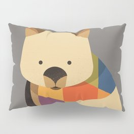Wombat Pillow Sham
