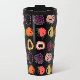 Exotic fruits 2 Travel Mug
