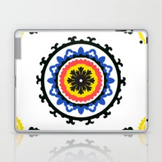 Bold and bright beauty of suzani patterns ver.9 Laptop & iPad Skin