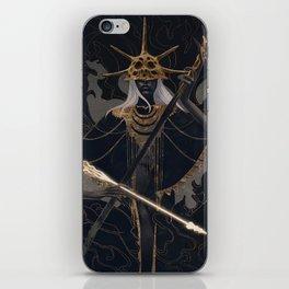 Aldrich (Dark Souls) iPhone Skin