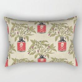 Atropa Belladonna Rectangular Pillow