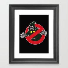 DoomBusters Framed Art Print