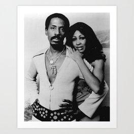 Ⓢ.в. ⑦⑧ Ⓜⓘⓛⓛⓨ - Tina Anna Mae Bullock Turner - Society6 Online Icon - Shop Music Photography 0000GG5 Art Print