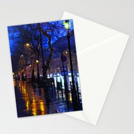Lights up the Night Stationery Cards