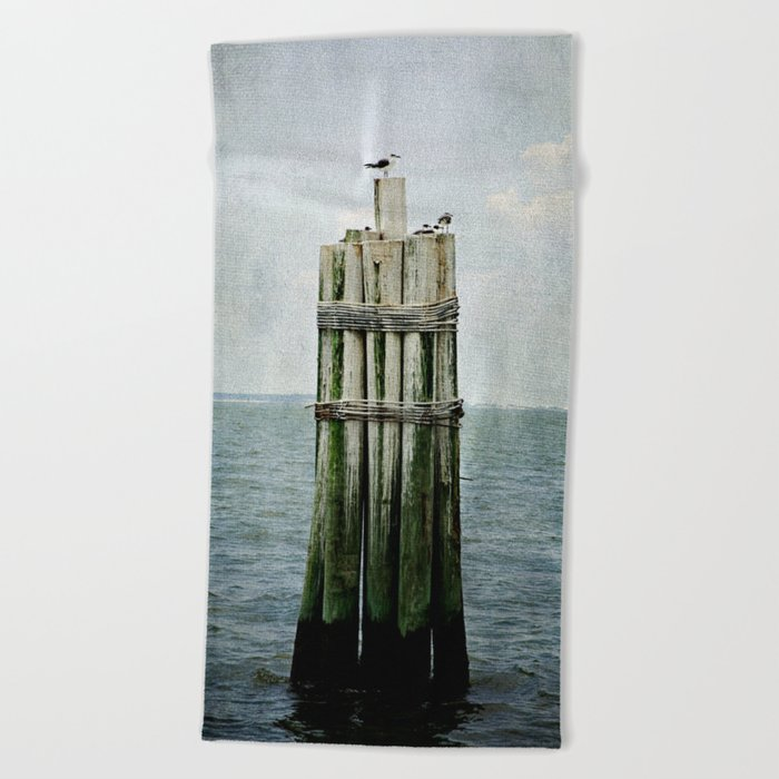 Sentinel Beach Towel