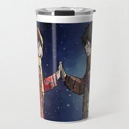 Erased Travel Mug