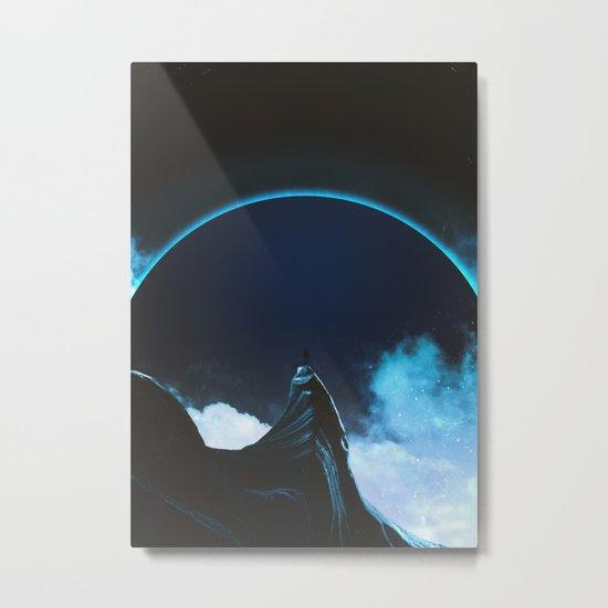 Full dark Metal Print