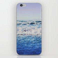 Indigo Waves iPhone Skin