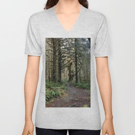 Rainforest Adventure II Unisex V-Neck