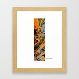 The Berzerker Framed Art Print
