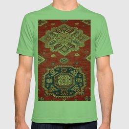 Natural Dyed Handmade Anatolian Carpet T-shirt