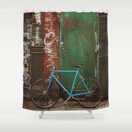 East Village III Shower Curtain