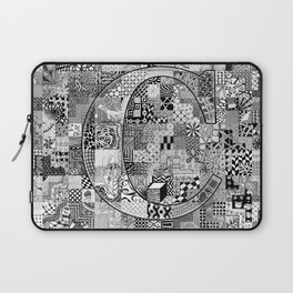 The Letter C Laptop Sleeve