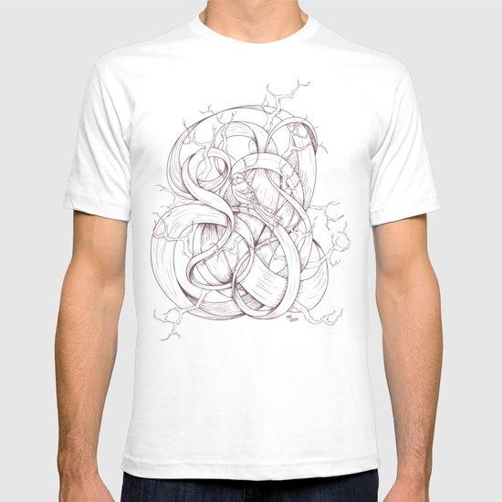 Escape   VACANCY zine   T-shirt