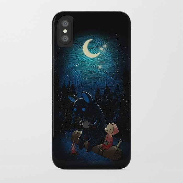 Camping 2 iPhone Case