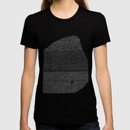 Pierre de Rosette  / Rosetta Stone T-shirt