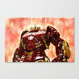 Age of Ultron - Hulkbuster Canvas Print