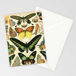 Papillons 2 Stationery Cards