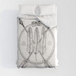 Ouroboros Logos Comforters